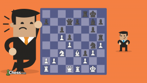 When The Chess Amateur Wins: GingerGM Loses!