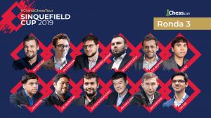 Sinquefield Cup 2019 | Ronda 3