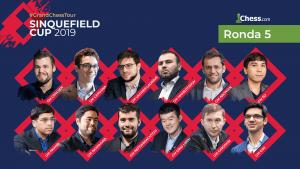 Sinquefield Cup 2019 | Ronda 5