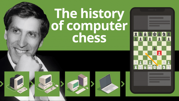 The History Of Computer Chess: Bobby Fischer vs The Machine