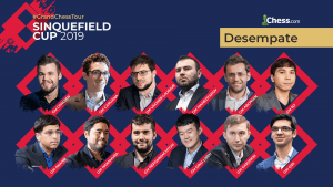 Sinquefield Cup 2019 | Desempate