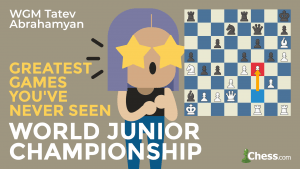 Greatest Games You've Never Seen: World Junior Championship