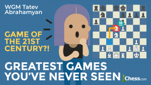 Greatest Games You've Never Seen: Game Of The 21st Century