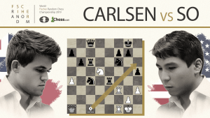 Gran Final Mundial Ajedrez Fischer Random | Día 1