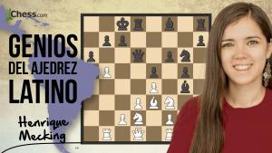 Henrique Mecking   Genios del ajedrez latino