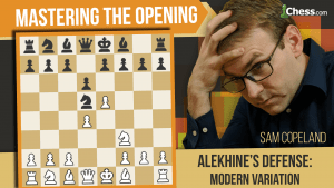 Alekhine's Defense: The Modern Variation