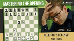 Alekhine's Defense 6: Sidelines