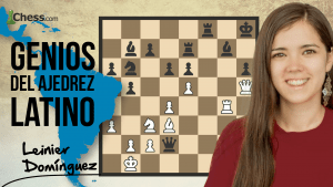 Leinier Domínguez   Genios del ajedrez latino
