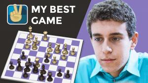 Daniel Naroditsky's Best Game: vs Isan Reynaldo Ortiz Suárez