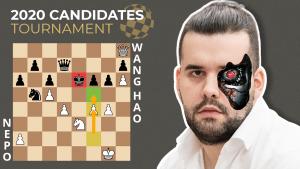 Candidates GOTD: Nepomniachtchi - Wang
