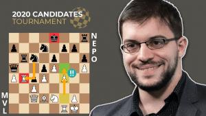 Candidates GOTD: MVL - Nepomniachtchi