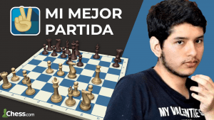 José Martínez-Alcántara | Mi mejor partida