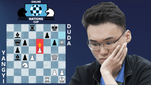 Online Nations Cup Game Of The Day: Yu - Duda