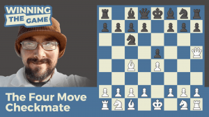 The 4-Move Checkmate (Scholar's Mate)