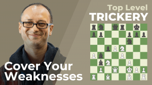 Top Level Trickery: Cover Your Weaknesses