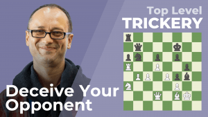 Top Level Trickery: Deceive Your Opponent