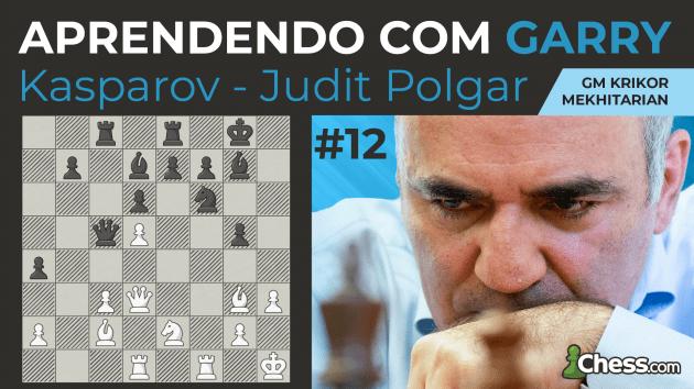 Aprendendo com Garry | Kasparov x Polgar