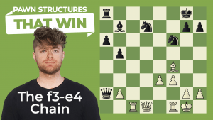 Pawn Structures That Win: The f3-e4 Chain