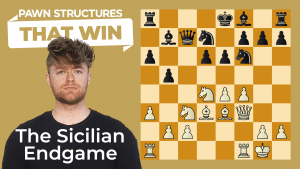 Pawn Structures That Win: The Sicilian Endgame