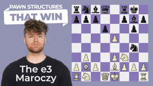Pawn Structures That Win: The e3 Maroczy
