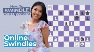 How To Swindle Your Opponent: Online Swindles