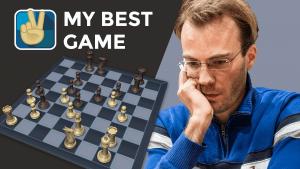 My Best Game: GM Georg Meier