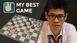 My Best Game: IM Tuan Minh Le