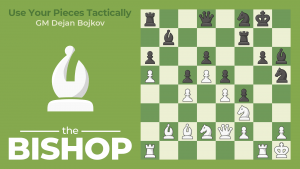 How To Use Your Pieces Tactically: The Bishop