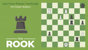 How To Use Your Pieces Tactically: The Rook