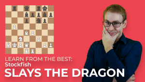 Learn From The Best: Stockfish Slays The Dragon