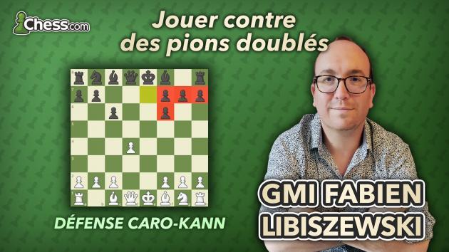 Jouer contre les pions doublés dans la Caro-Kann