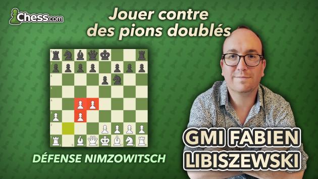 Jouer contre les pions doublés avec la Défense Nimzowitsch