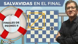 Finales de peones II | Salvavidas en el final