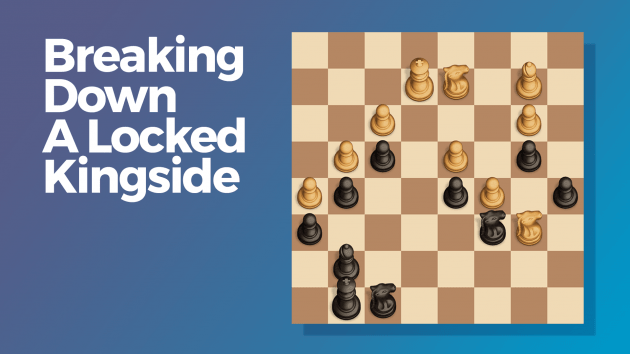 Breaking Down A Locked Kingside