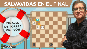 Finales de Torres vs Peón | Salvavidas en el final