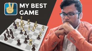 My Best Game: GM Surya Ganguly