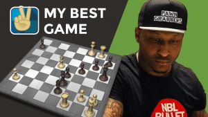 My Best Game: NM James Canty
