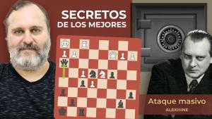 Alexander Alekhine | SECRETOS de los MEJORES