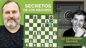 Bobby Fischer | SECRETOS de los MEJORES