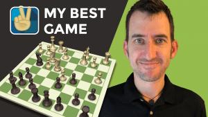 My Best Game: FM Mike Klein