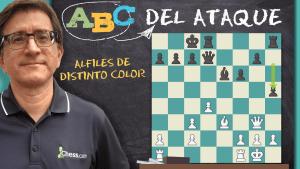 Alfiles de Distinto Color   El ABC del ATAQUE