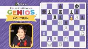 Hou Yifan | Pequeños GRANDES GENIOS
