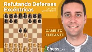 Gambito Elefante | Refutando Defensas Excéntricas