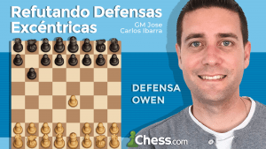 Defensa Owen | Refutando Defensas Excéntricas