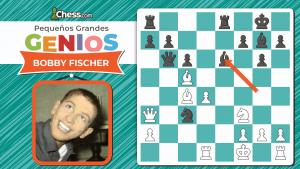 Bobby Fischer | Pequeños GRANDES GENIOS