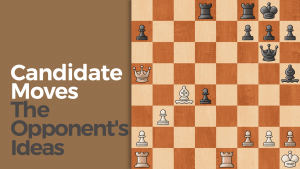 Candidate Moves: The Opponent's Ideas