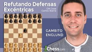 Gambito Englund | Refutando Defensas Excéntricas