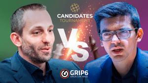 Grischuk Decides The Candidates