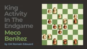 King Activity In The Endgame: Meco Benitez