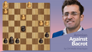 How Levon Aronian Became America's Newest Super Grandmaster: Against Bacrot